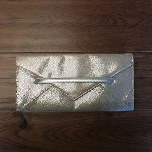 VS Glitter Envelope Clutch